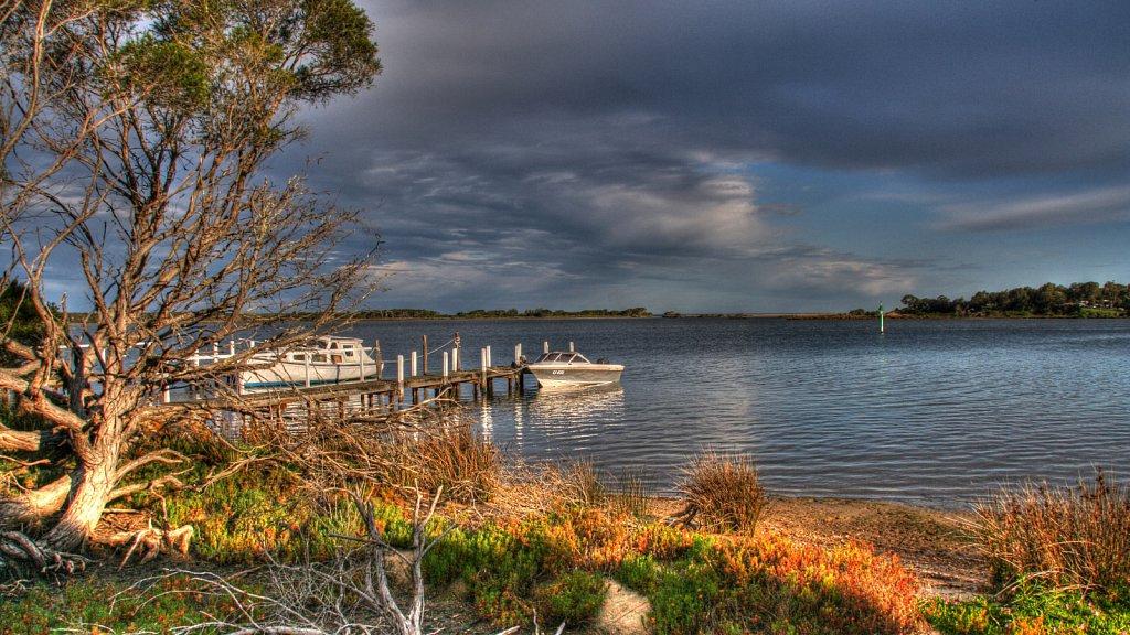 Mallacoota Lake