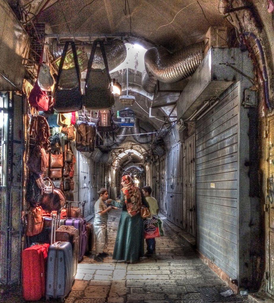 Jerusalem Souq